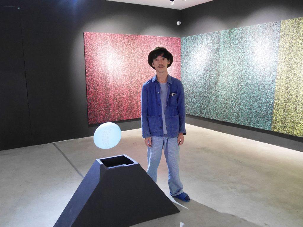 Yohei Yama : Like a Sand Crest Formed by Waves