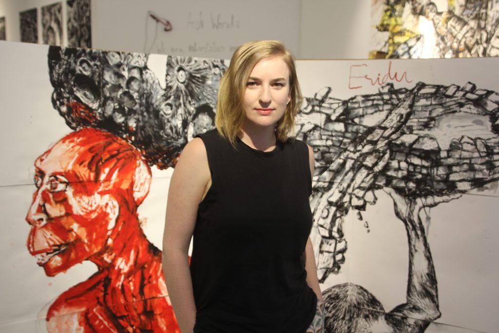 ミャンマーの「闇」に光をあてる  画廊「ミャンマート」創業者 ナタリー・ジョンストン
