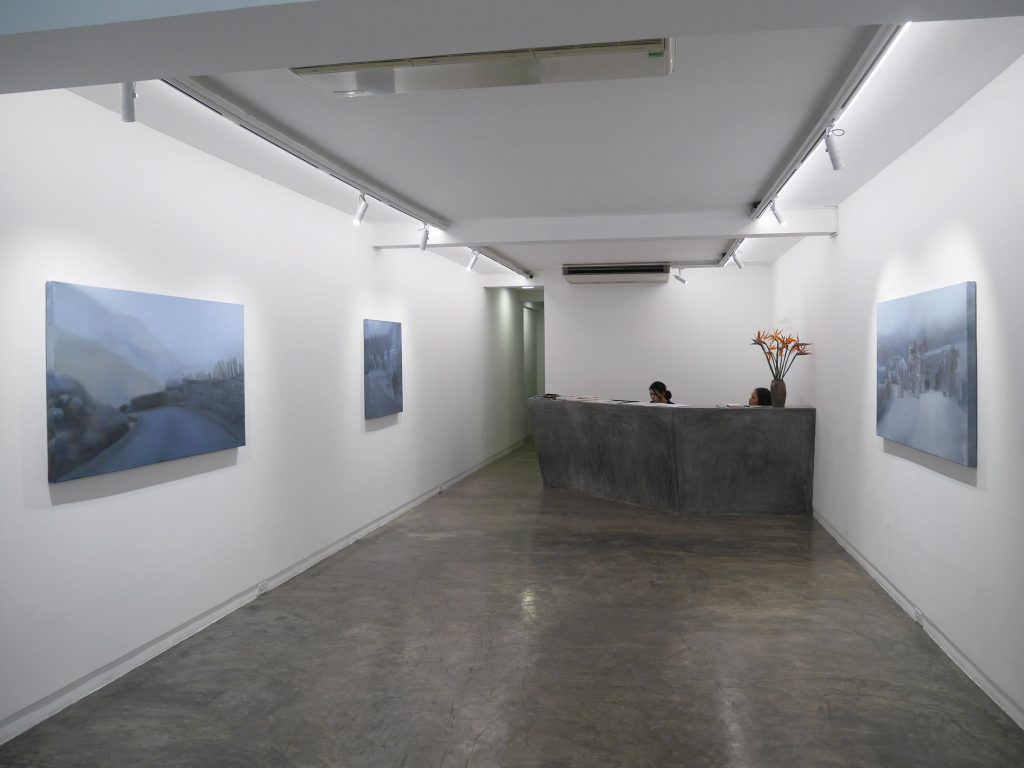 Nguyen Quang Huy's Solo Exhibition 'an everyday day' – Depicting the Scenery of the Souls