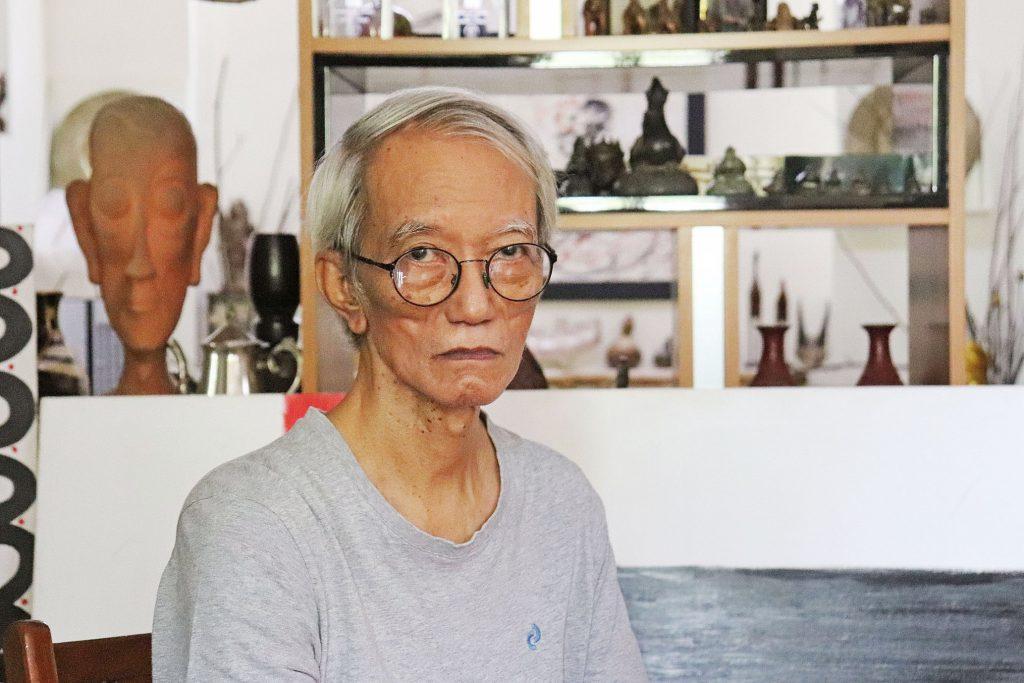 内なる声に耳を傾けて。 ミャンマー美術史を生きるレジェンド・アウンミン