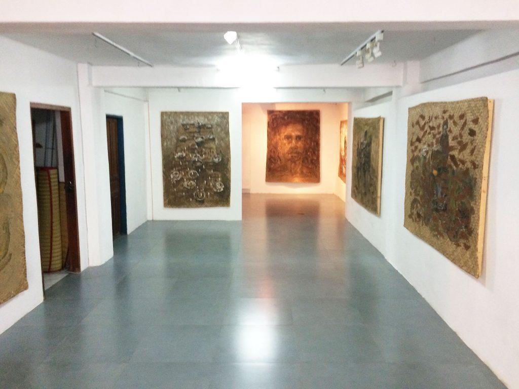 """農村の風景に現代的な視点を調和させる Chea Sereyroth個展 """"Ricefield Mirages"""""""