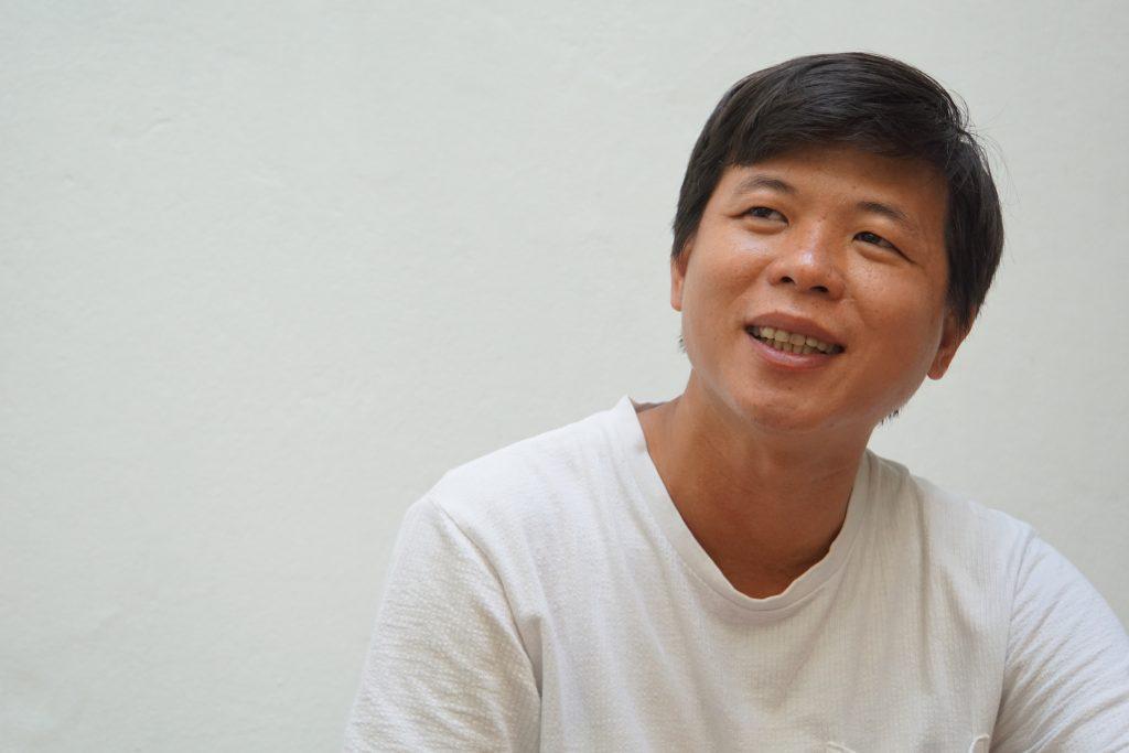 Khvay Samnang – Artist of Acting