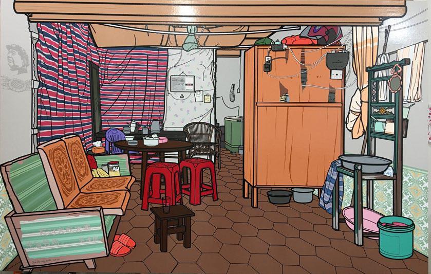 """Ecstasy"" by Li Bangyao – Tang Contemporary Art Bangkok"